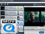 MOV Converter - Convierte MOV a vídeo y convertir el vídeo a los MOVIMIENTOS