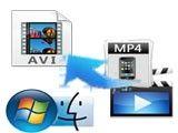Cómo convertir archivos MP4 a AVI en PC y Mac