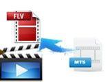 Cómo convertir de MTS a FLV
