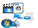 Cómo convertir de MTS a MPG o MPEG