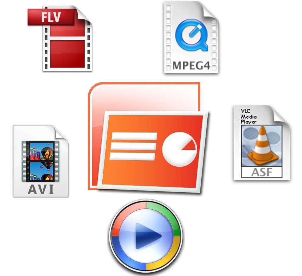 Cómo insertar vídeo en PowerPoint 2007