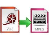 Cómo convertir archivos VOB a MPEG en Mac/Windows (compatible con Windows 8)