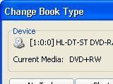 Cómo cambiar Booktype / bitsetting con ImgBurn?