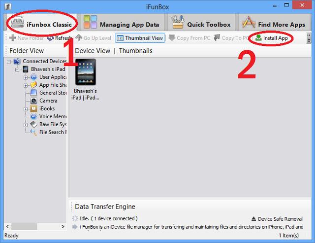 instalar WhatsApp en un iPod o iPad sin Jailbreak