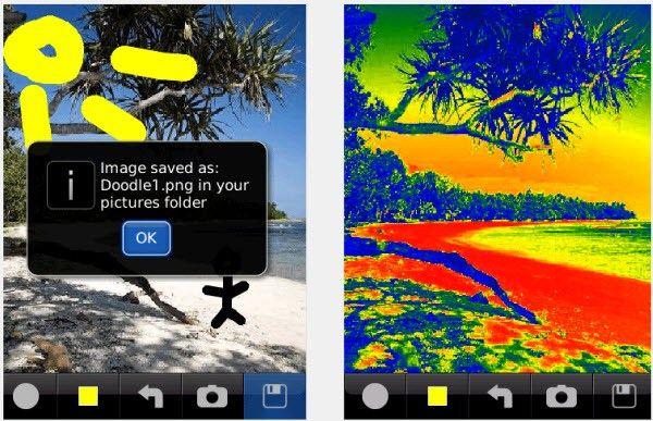 photo editor app for blackberry
