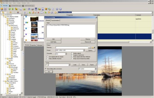free photo viewing software