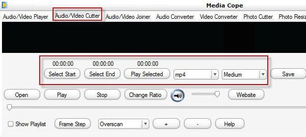 video cutter freeware