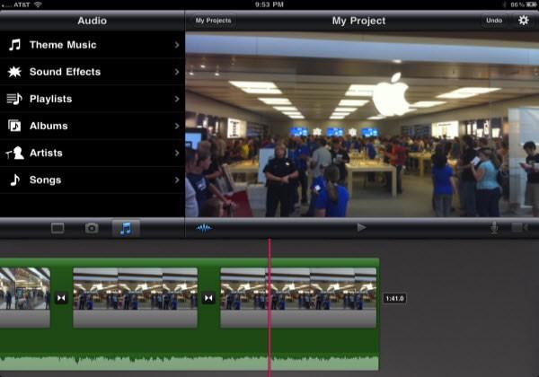 aplicaciones para la edición de video para el iphone