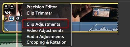 añadir archivos de audio a imovie