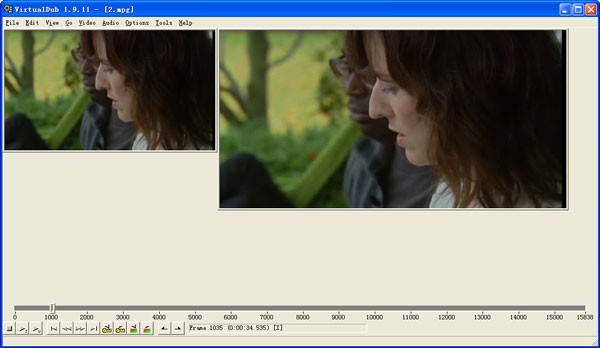 virtualdub crear video youtube