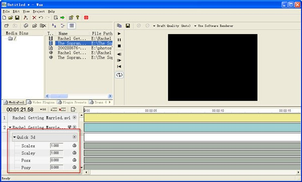 editor de video gratuito para windows