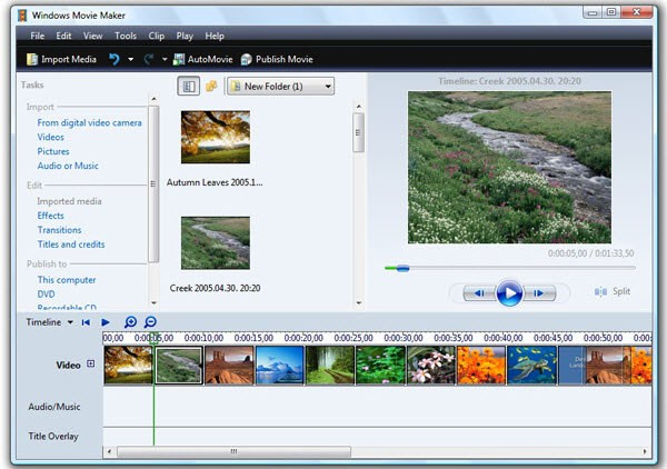 free video editing software for drone footage